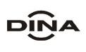Logotipo de DINA