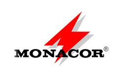 Logotipo de Monacor