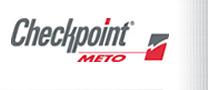 Logotipo de Checkpoint Meto