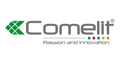 Logotipo de Comelit