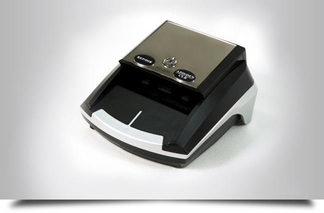 Detector de billetes falsos y Cuentamonedas