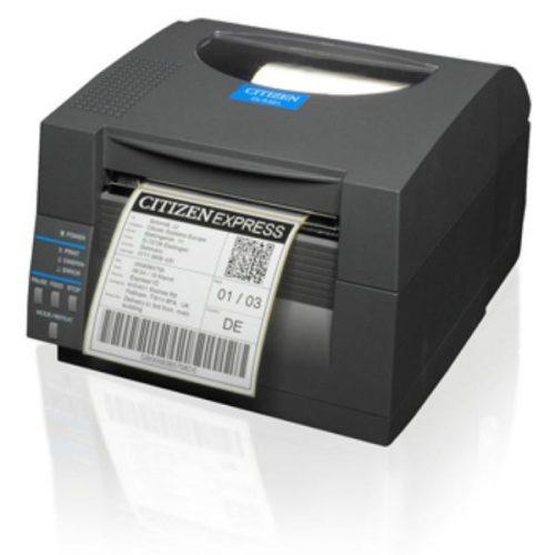 Impresora de etiquetas industrial Citizen CLS521