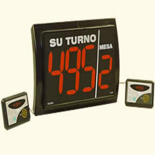 Imagen de Sistema Su Turno DT-60
