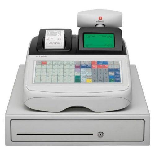 Imagen de caja registradora ECR 8220 S